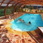Pool Enclosure Fountain